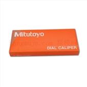 日本三丰量具 - 带表卡尺0.02